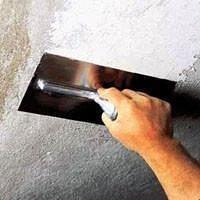 Подготовка бетонной или штукатур стены, под покраску/под обои