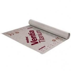 Подкровельная пленка Ventia Titanium 1,5x50 м