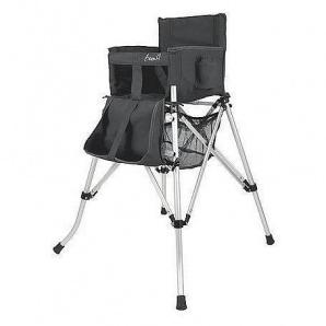 Детский стульчик для кормления FemStar -One2Stay Folding Highchair серый