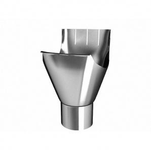 Воронка Plannja 125/90 метал