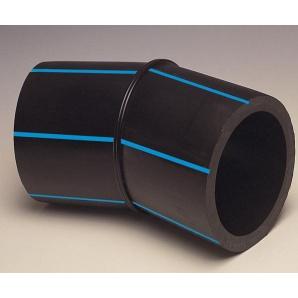 Стиковий сегментний зварної фітінг для поліетиленових водопровідних напірних труб