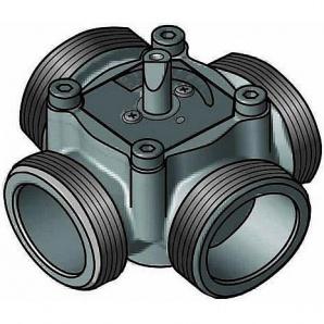 4-х ходовий змішувальний клапан Meibes ЕМ4-40Е-18 DN40 (ЕМ4-40Е-18)