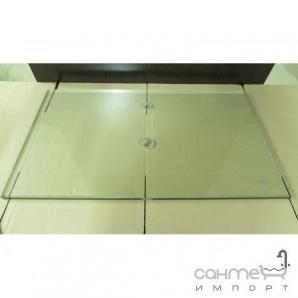 Стільниця скляна H2O прозора