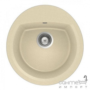 Гранітна кухонна мийка Schock Cristalite Manhattan R100 оборотна 63 mocha