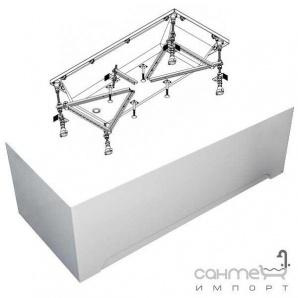 Передня і бічна панель з металевим каркасом для ванни Kolpa-San Destiny 160х70