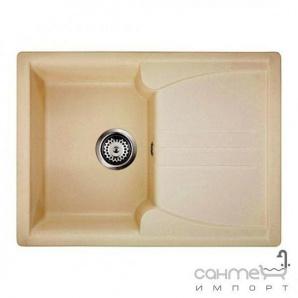 Гранітна кухонна мийка Granado Salamanka ivory
