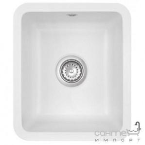 Керамічна кухонна мийка SystemCeram Zeta 32 U Fango-23