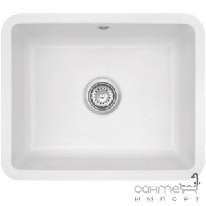 Керамічна кухонна мийка SystemCeram Zeta 50 U Jasmin-19