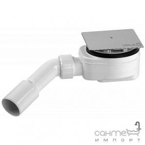 Сифон для душового піддону Argos Radaway R399 з хромованою кришкою