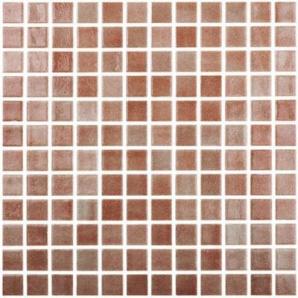 Мозаїка скляна Vidrepur FOG BROWN 506 300х300 мм