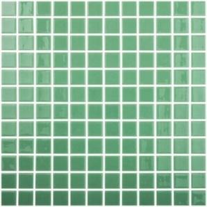Мозаїка скляна Vidrepur CLEAR GREEN 600 300х300 мм