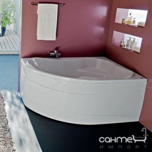 Лівостороння акрилова ванна Kolpa-San Lulu-L 170