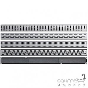 Решітка дренажного каналу ACO C-line 585 Квадрат 408563