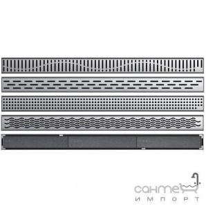 Решітка дренажного каналу ACO C-line 585 Хвиля 408556