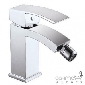 Змішувач для біде з ланцюжком Clever Platinum Marina 96777 Хром