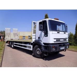 Перевезення цегли вантажівкою IVECO EuroTech 260E27 14 т