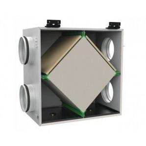 Пластинчастий рекуператор Vents ПР 150 G-4