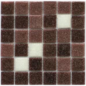 Мозаїка R-MOS B12636261 мікс віола -4 Stella di Mare на сітці 327x327x4 мм