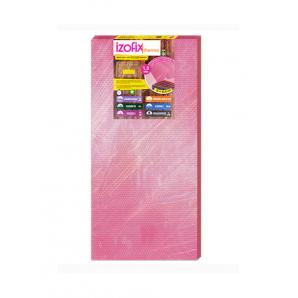 Підкладка IZOFIX Thermo 1,8 мм 1,05х1,8 м рожева