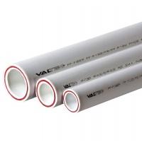 Труба поліпропіленова Valtek армована скловолокном SDR 7,4 20х2,8 мм