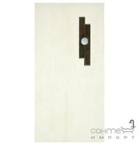Плитка настінна декор 300х600 Marconi LOFT BEIGE METAL