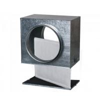 Касетний повітряний фільтр Vents ФБ 150 оцинкована сталь 237х270х250 мм
