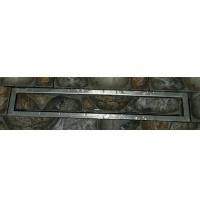 Трап под плитку ПромТехноКом ТSL нержавеющая сталь 1200 мм