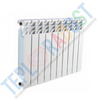 Биметаллический радиатор Alltermo Bimetal 500/80