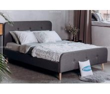 Мягкая кровать Malmo Мекко