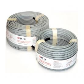 Нагревательный кабель 17КСТМ для обогрева кровли и водосточных систем 17 Вт 55-75 м