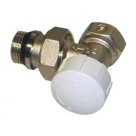 Клапан термостатичний кутовий IVR 567 нікельований