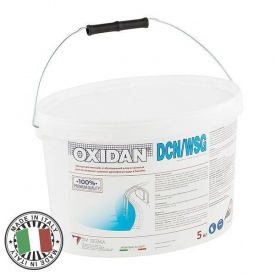 Порошковый препарат быстрой дезинфекции OXIDAN DCN/WSG на основе хлора 5 кг