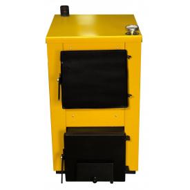 Котел твердопаливний Буран mini без плити 18 кВт 4 мм
