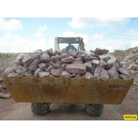 Бутовий камінь 150-300 мм