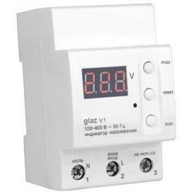 Индикатор напряжения ZUBR GLAZ V1