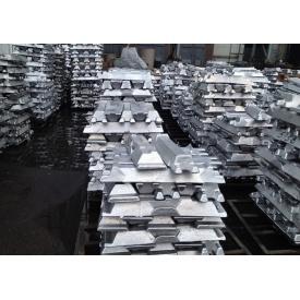 Алюмінієвий сплав ливарний АК12 в чушках