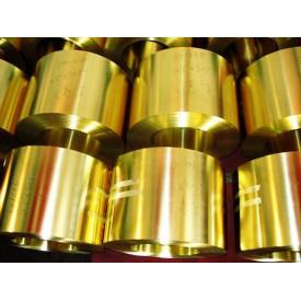 Стрічка латунна Л63 0,3х300 мм