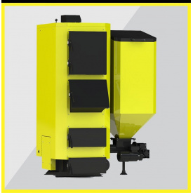 Твердопаливний пелетний котел Kronas Combi 125 кВт