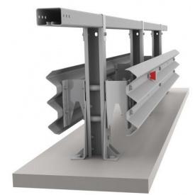 Мостове дорожнє огородження двостороннє 11МД