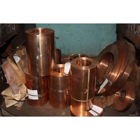 Лента бронзовая 0,3х300 мм БрОФ 6.5-0.15