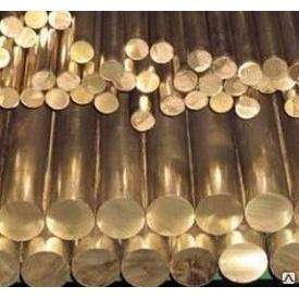 Пруток оловянно-фосфористой бронзы 100-110 мм БрОФ 6.5-0.15