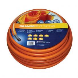 Садовий шланг для поливу TecnoTubi Orange professional 1' 25 м (OR-1-25)