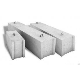 Фундаментные блоки ФБС 12.4.6-Т 1180х400х580 мм