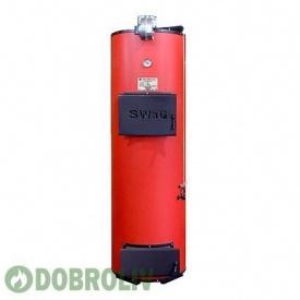 Котёл твердотопливный длительного горения SWaG D 20 кВт