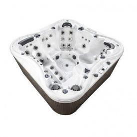 Гидромассажный бассейн IQUE Eden 2310-EP WiFi 229х229х96 см