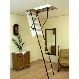 Чердачная лестница Oman Stallux Termo 120x60 см H280
