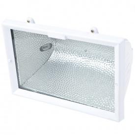 Прожектор галогенный Brille HL-04 1500W white