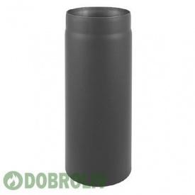 Труба димохідна Darco 130 діагональ сталь 2,0 мм