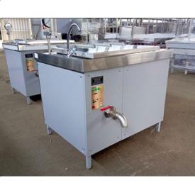 Котел харчоварильний з пароводяним нагріванням КЕ-130 15 кВт