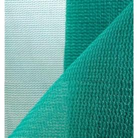 Сетка фасадная защитная HDPE 3х50 м 80 г/м2 зеленая (an000022)